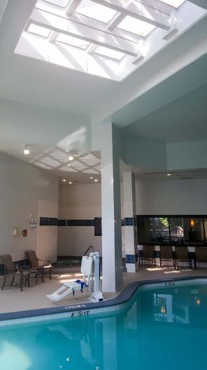 hilton skylight inspection 23767-085037