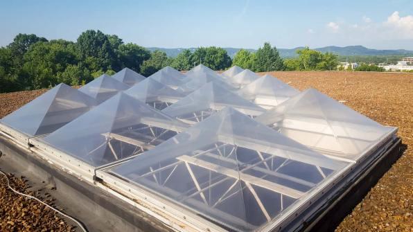 hilton skylight inspection 23767-085503