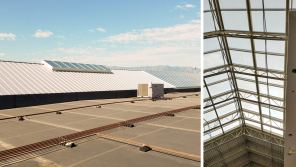 mall skylight inspection 23472-094745