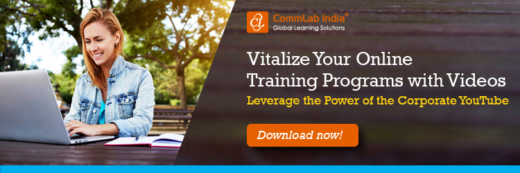 View eBook on Use Videos to Vitalize Your Online Training Programs