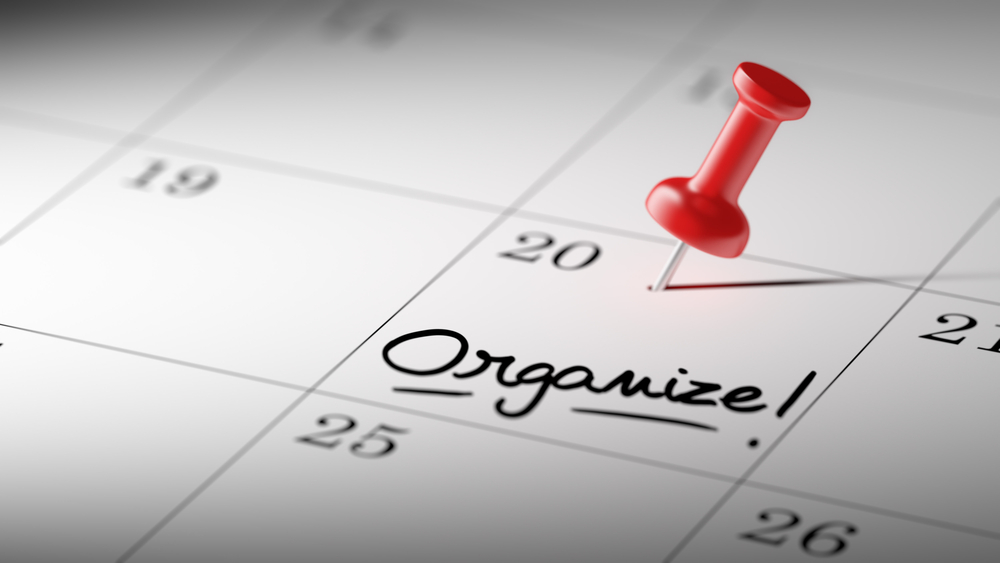 Organise events and group activities