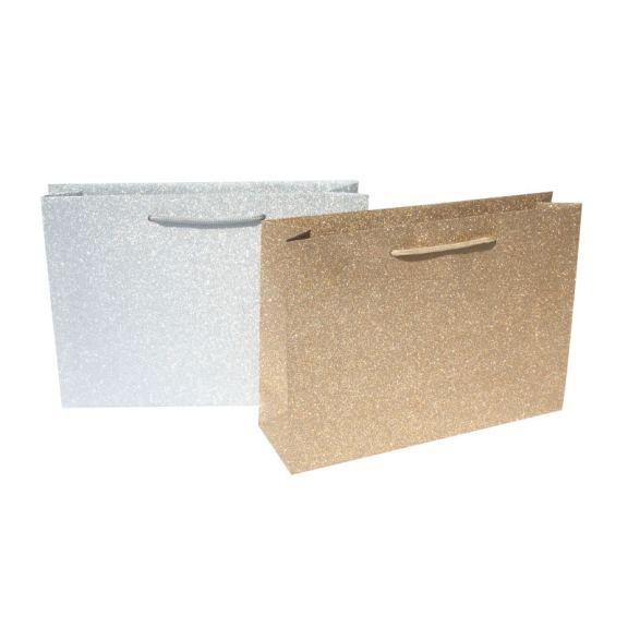 sac papier à pailllettes