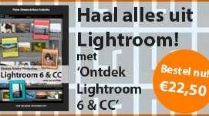 Ontdek Lightroom 6 & CC
