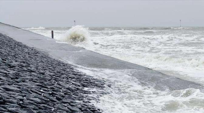 Fotografie: naar buiten in regen en wind