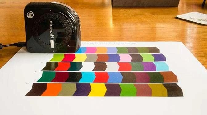 Kleurmanagement: apparaatafhankelijke kleur