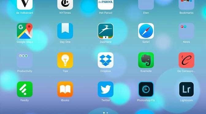 Ontdek iOS 9: accounts en iCloud