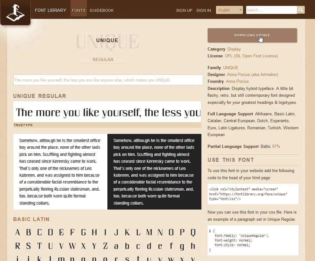 Lettertypen vinden en installeren onder windows klik op de downloadknop om een lettertype op te halen expocarfo Images
