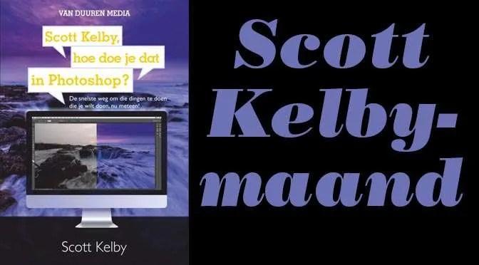Photoshop leren samen met Scott Kelby
