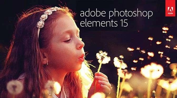 Photoshop en Premiere Elements 15