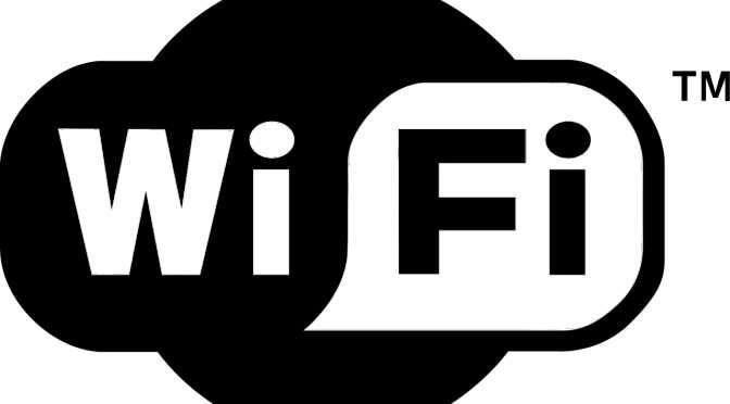 Breng Wi-Fi weer op snelheid (bron afbeelding:https://commons.wikimedia.org/wiki/File: Wi-Fi_Logo.svg)
