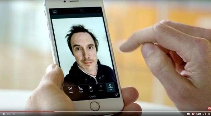 Mooiere selfies dankzij kunstmatige intelligentie