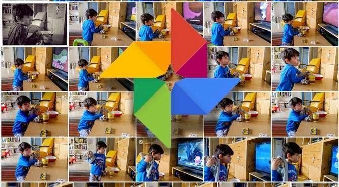 Gedeelde foto's aanpassen in een Google Foto's-album