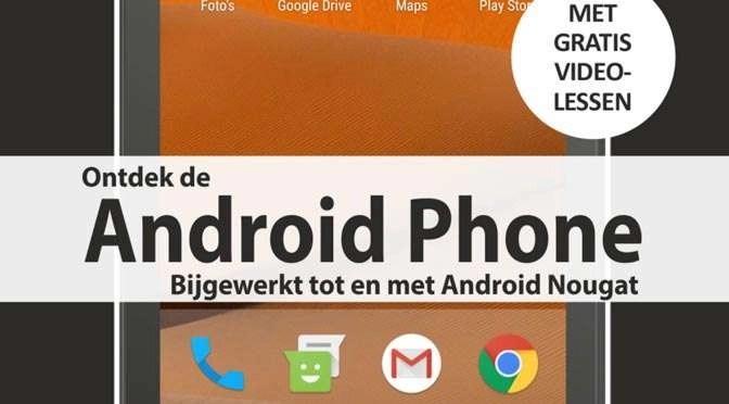 Android: beveiligen van je telefoon