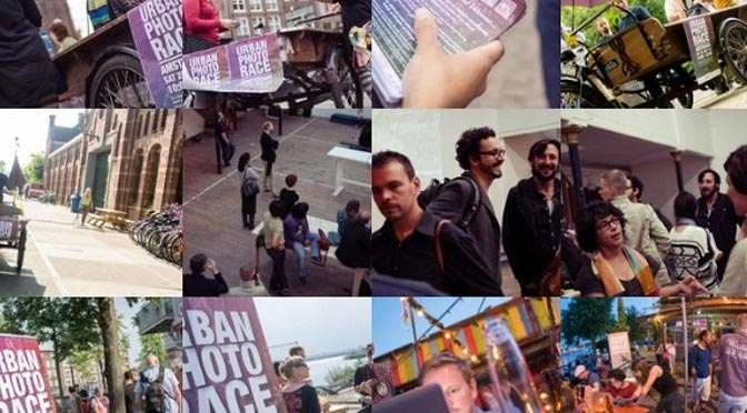 Leer onbekend Amsterdam én Rotterdam kennen met de Urban Photo Race