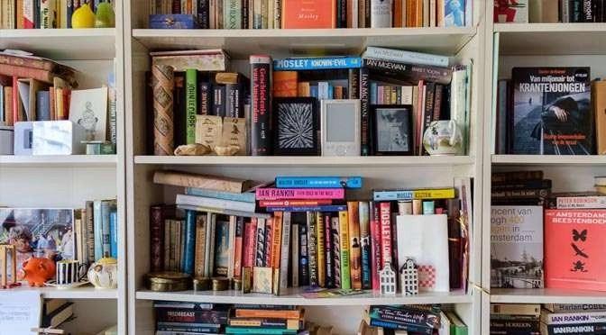 eBooks hebben hun glans verloren…