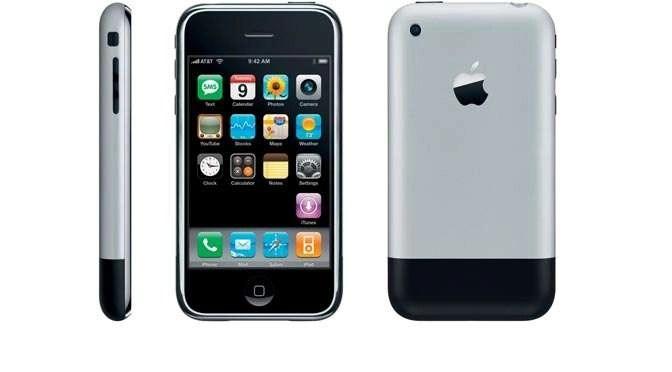 De wonderbaarlijke ontstaansgeschiedenis van de iPhone