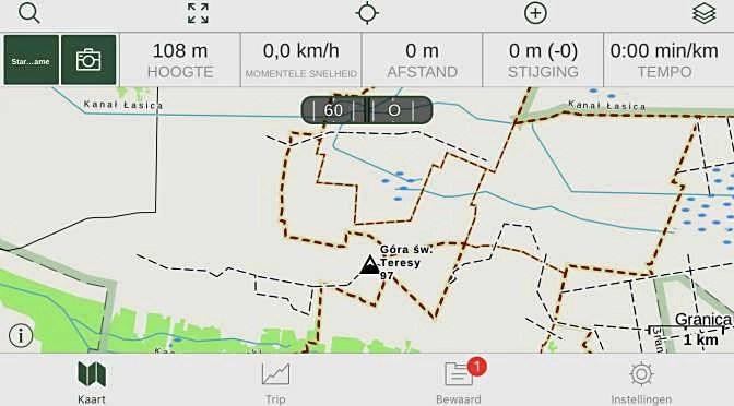 Je smartphone als handheld GPS, het kán
