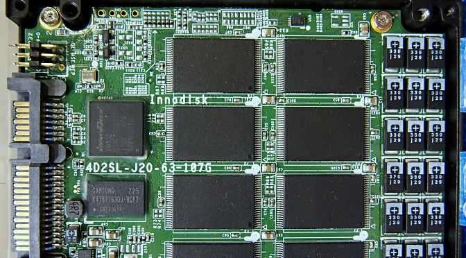 Leefregels betreffende een SSD