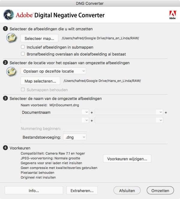 DNG-converter-dialog