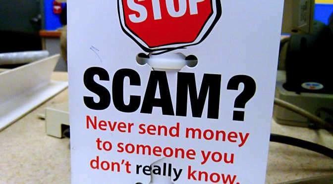 Whatsapp scam: fake familie en vrienden