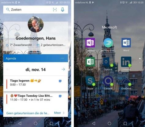 Microsoft en Android