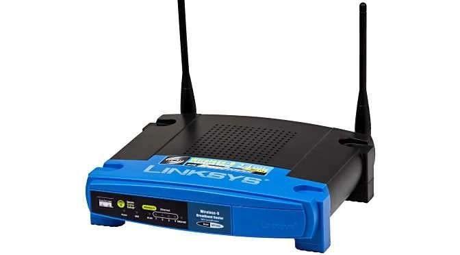 Als het aan het kabinet ligt, kies je in de toekomst je eigen router (bron afbeelding: https://commons.wikimedia.org/wiki/File:Linksys-Wireless-G-Router.jpg)