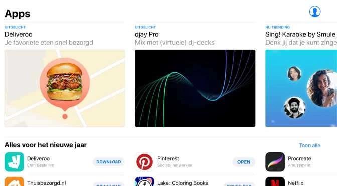 Draaien apps voor iOS straks ook op Mac OS X?