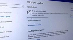 Deze Windows 10 patch patcht de vorige patch