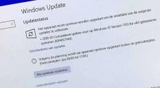 Spectre en Meltdown updates voor Windows 10