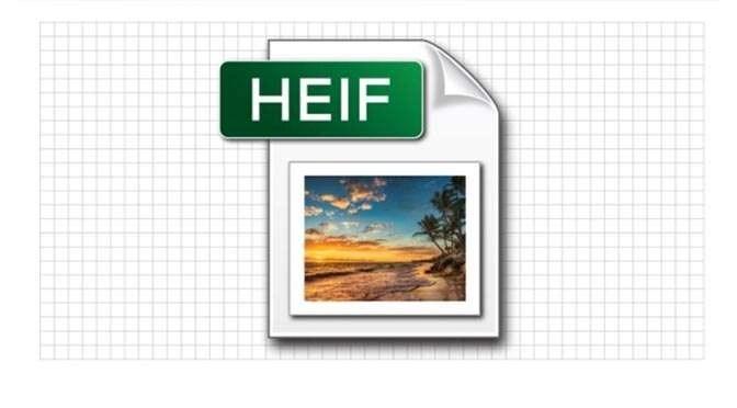 Wat is het HEIF-formaat?