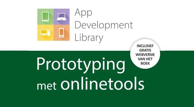 Progressie in onlinetools voor prototyping