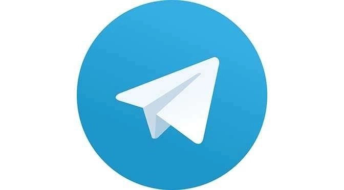 Rusland blokkeert Telegram (bron afbeelding: https://commons.wikimedia.org/wiki/File:Telegram_logo.svg)