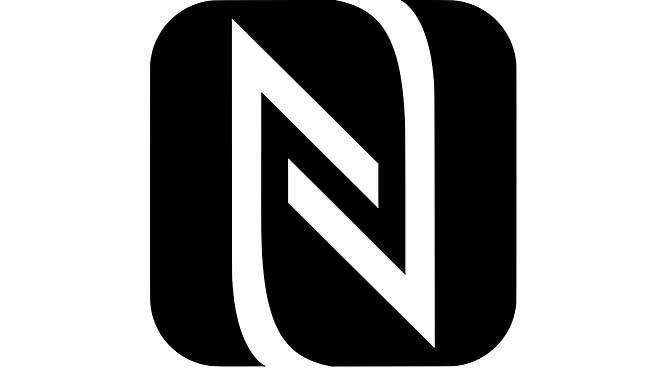 Als het een beetje meezit kun je straks onder iOS12 meer doen met je NFC-chip (bron afbeelding: https://commons.wikimedia.org/wiki/File:NFC_logo.svg)