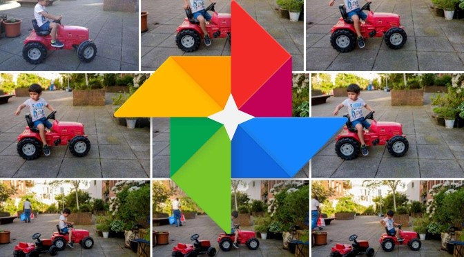 Nieuwe, slimme mogelijkheden in Google Foto's