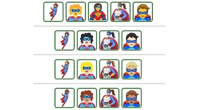 Nieuwe emoji's op komst