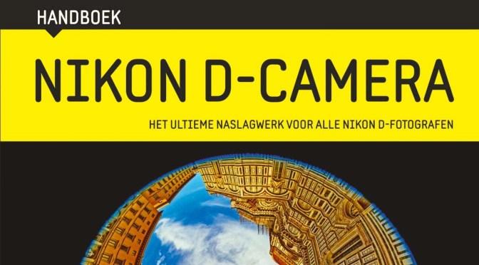 Een betere fotograaf worden dankzij het Handboek Nikon D-camera