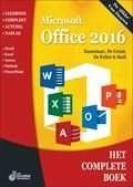 Het Complete Boek Office 2016 van Peter Kassenaar Wim de Groot Wilfred de Feiter en Ronald Smit