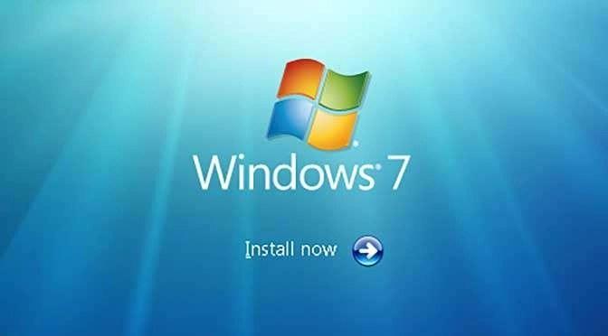 Windows 7 blijft onverminderd populair (bron afbeelding: https://www.flickr.com/photos/titanas/3229097152)