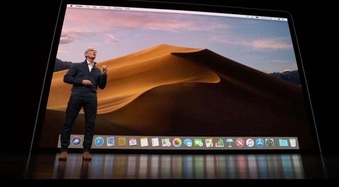 Nieuwigheden van Apple