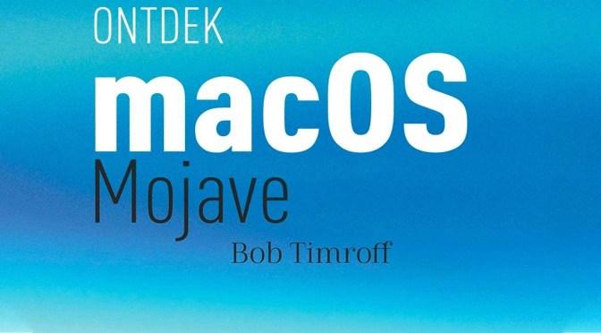 Updaten naar macOS Mojave, of toch maar niet?