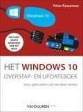 Het Windows 10 overstap- en updateboek van Peter Kassenaar