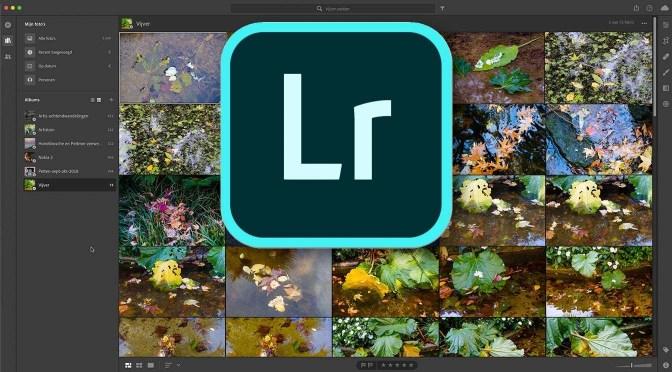 Lightroom Classic CC samen gebruiken met Lightroom CC dankzij Slimme voorvertoningen