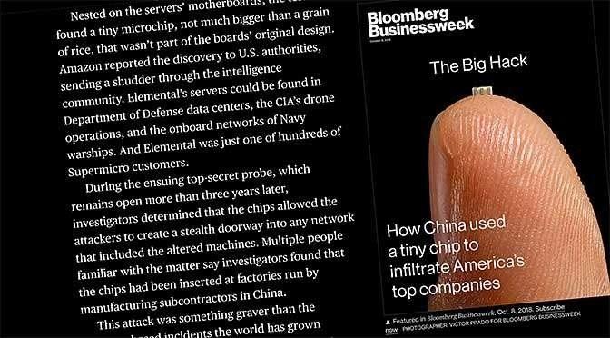 Supermicro: geen bewijs voor Chinese spionagechips