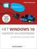 Het Windows 10 overstap- en updateboek door Peter Kassenaar