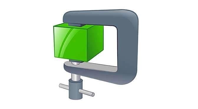 Zippen en unzippen onder Windows (bron afbeelding: https://pixabay.com/nl/vectors/compressie-archiver-comprimeren-149782/)