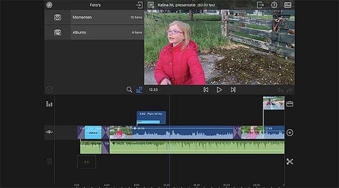 LumaFusion: pro video-editor voor iOS