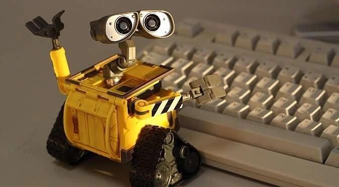 Ik ben geen robot