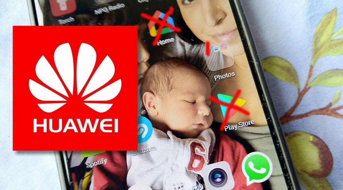 Huawei als de vijand...