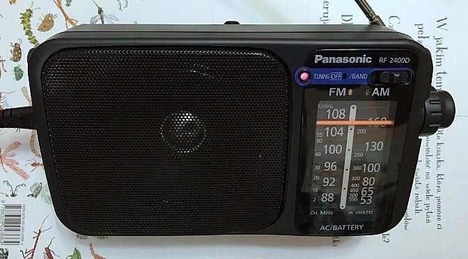 Analoge radio toch stiekem digitaal