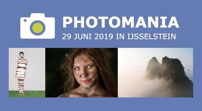 Photofacts fotografie-workshops in IJsselstein op 29 juni: Photomania